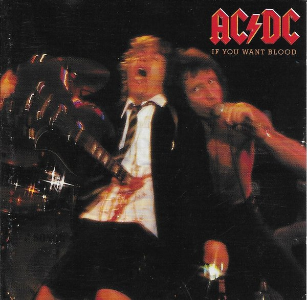 AC/DC -  If You Want Blood Youve Got It  - CD