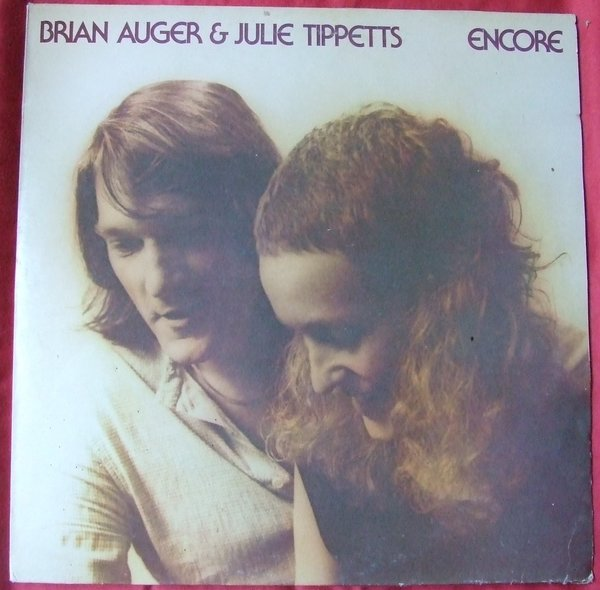 Brian Auger & Julie Tippetts ‎– Encore